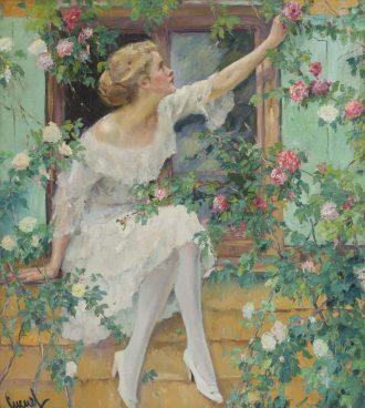 Edward Cucuel – Wild Roses